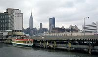 Hudson River in New York, 1973 Juergen/Timeline Images