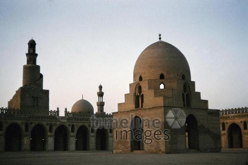 Ibn-Tulun-Moschee, 1960 Czychowski/Timeline Images