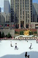 Ice Rink am Rockefeller Center Raigro/Timeline Images