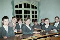In der Schule, 1958 Dillo/Timeline Images