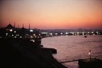 Istanbul bei Sonnenuntergang, 1964 Czychowski/Timeline Images