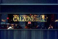 Italienisches Restaurant in New York City, 1973 Jürgen Wagner/Timeline Images