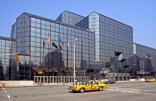 Jacob K. Javits Convention Center, 1992 Raigro/Timeline Images