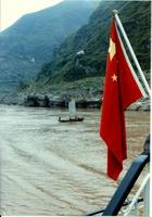 Jangtsekiang in China, 1985 RalphH/Timeline Images