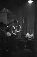 Jazzmusiker in der Kakadu-Bar in Dresden, 1960 Suedberlin/Timeline Images