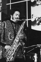 Johnny Griffin in Warschau, 1973 Suedberlin/Timeline Images