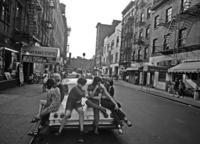 Jugendliche in Greenwich Village, 1967 Hermann Schröer/Timeline Images