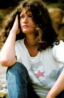 Junge Frau in Jeans und T-Shirt, 1980 Raigro/Timeline Images