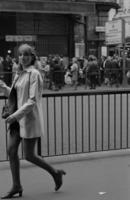 Junge Frau in London, 1978 kurka/Timeline Images