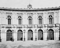Königliches Theater in Madrid, 1899 Timeline Classics/Timeline Images