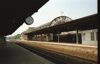 Kaiserbahnhof in Potsdam, 1990 Winter/Timeline Images