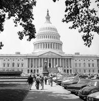 Kapitol in Washington D.C., 1973 Juergen/Timeline Images