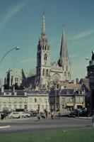 Kathedrale in Chartres, 1963 Czychowski/Timeline Images