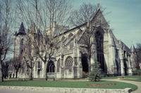Kathedrale in Les Andelys, 1963 Czychowski/Timeline Images
