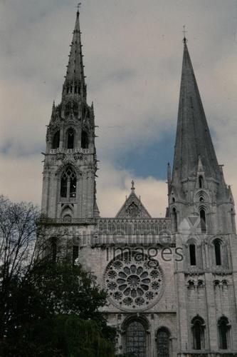 Kathedrale von Chartres, 1960 Czychowski/Timeline Images