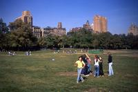 Kinder im Central Park, 1973 Juergen/Timeline Images
