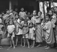 Kinder in Indonesien, 1974 hwh089/Timeline Images