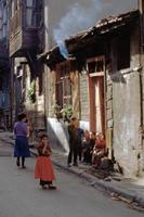 Kinder in Istanbul, 1988 Raigro/Timeline Images