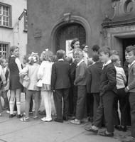 Kinder in Posen, 1970 Juergen/Timeline Images