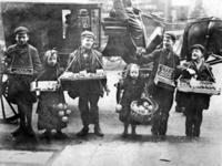 Kinderarbeit in London, 1908 Timeline Classics/Timeline Images