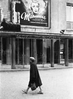 Kino Cinema Paris am Kurfürstendamm in Berlin, 1955 Juergen/Timeline Images