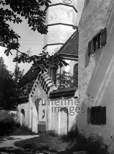 Kirche in Beuerberg, 1937 Timeline Classics/Timeline Images