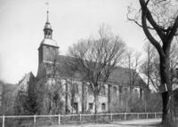 Kirche in Diesdorf, ca. 1930er Jahre Timeline Classics/Timeline Images