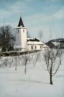 Kirche in Schaven, 1962 Czychowski/Timeline Images