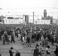 Kirchentag in Leipzig, 1954 Anheas/Timeline Images