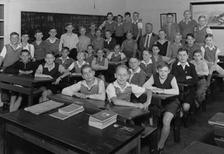 Klassenfoto in Berlin, 1935 1Frido2/Timeline Images