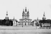 Kloster Smolny in St. Petersburg Timeline Classics/Timeline Images
