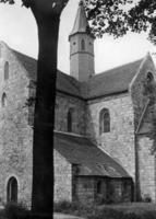 Klosterkirche in Zinna, ca. 1930er Jahre Timeline Classics/Timeline Images