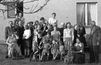 Konfirmation in Ketschendorf, 1959 Juergen/Timeline Images