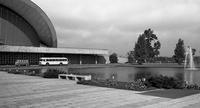 Kongresshalle in Berlin, 1968 Juergen/Timeline Images
