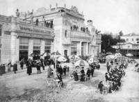Kursaal in Abbazia, 1910 Timeline Classics/Timeline Images