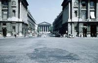La Madeleine in Paris, 1959 HRath/Timeline Images