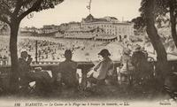 Le Casino Municipal in Biarritz Ilka Franz/Timeline Images