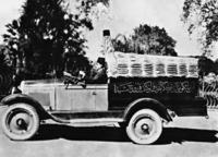 Leichenauto in Kairo, 1929 Timeline Classics/Timeline Images
