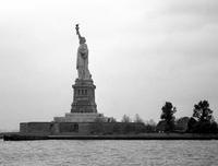Liberty Island, 1973 Juergen/Timeline Images
