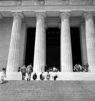 Lincoln Memorial in Washington D.C., 1973 Juergen/Timeline Images
