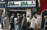 Lisa Boutique in London, 1976 Lanninger/Timeline Images