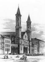 Ludwigskirche in München, 1844 Timeline Classics/Timeline Images