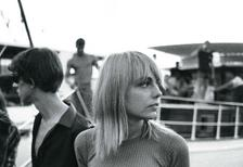 Mädchen in St. Tropez, 1966 Hubertus Hierl/Timeline Images