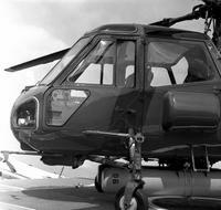 Marine Hubschrauber in Farnborough, 1964 Juergen/Timeline Images