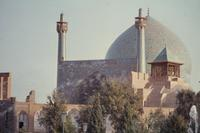 Masjid-i-Shah in Isfahan, 1964 Czychowski/Timeline Images