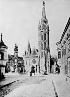 Matthiaskirche in Budapest, 1917 Timeline Classics/Timeline Images