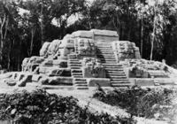 Maya-Pyramide in Mexiko, 1929 Timeline Classics/Timeline Images