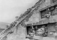 Maya-Pyramide in Mexiko, 1932 Timeline Classics/Timeline Images