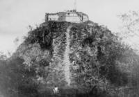 Maya-Pyramide in Uxmal, 1932 Timeline Classics/Timeline Images