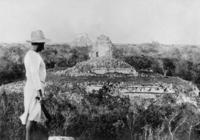 Maya-Ruinen in Chichén Itzá, 1925 Timeline Classics/Timeline Images